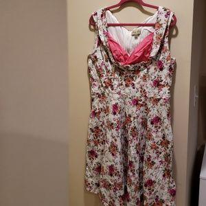 NWOT Lindy Bop Dress